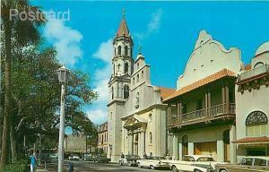 FL, Saint Augustine, Florida, Roman Catholic Cathedral, Florida Souvenir 49985