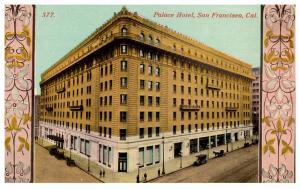 California San Francisco , Palace Hotel