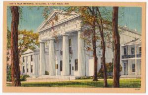 War Memorial, Little Rock, AR