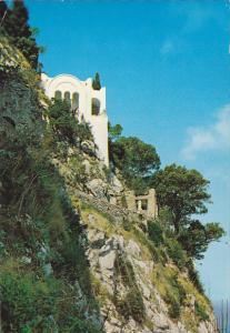 Italy Ana Capri Villa San Michele La Cappella Axel Munthe