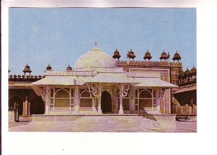 Salim Chistie's Tomb, Fatehpur Sikri, Agra, India