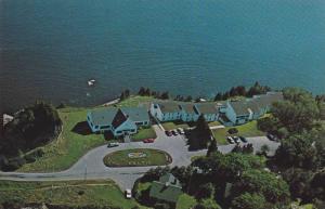 Aerial View of Keltic Lodge Summer Resort, Ingonish Beach, Cape Breton Highla...