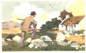 Artist MacCormack Postcard Post Card, Old Vintage Antique unused