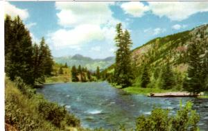 UNION OIL, Gallatin River, Gallatin National Forest, Montana
