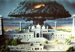 Humour Atomic Bomb Art Nuko Testing Allah's Will In Pakistan