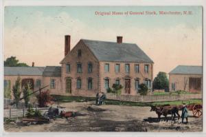 Home of Gen Stark, Manchester NH
