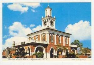 The Old Market House, Fayetteville, North Carolina, 1970-80s
