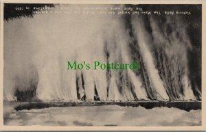Zambia Postcard - Victoria Falls - The Main Fall  RS25553