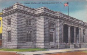 Peennsylvania McKeesport Post Office