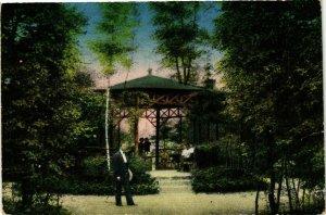 CPA AK Ludwigshafen a.Rhein Partie im Stadtpark GERMANY (875228)