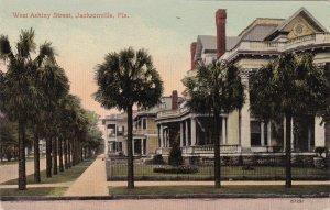 Florida Jacksonville West Ashley Street Residential Section sk370