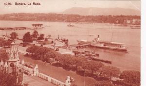 Geneve. La Rade , Switzerland , 1900-10s
