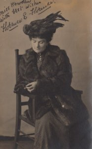 Theatre ; Actress , Florence E Florence , 1910s
