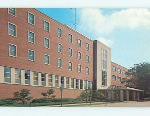 Unused Pre-1980 MEMORIAL UNION BUILDING Iowa City Iowa IA Q8538