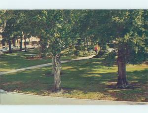 Unused Pre-1980 PARK SCENE Sebring Florida FL H1767@