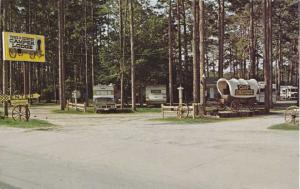 Town and Country Camp Ground - Perry FL, Florida