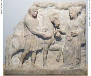 Hephaistion Postcards