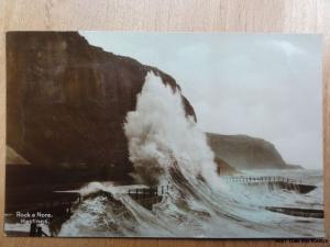 c1931 RPPC - Rock a Nore - Hastings