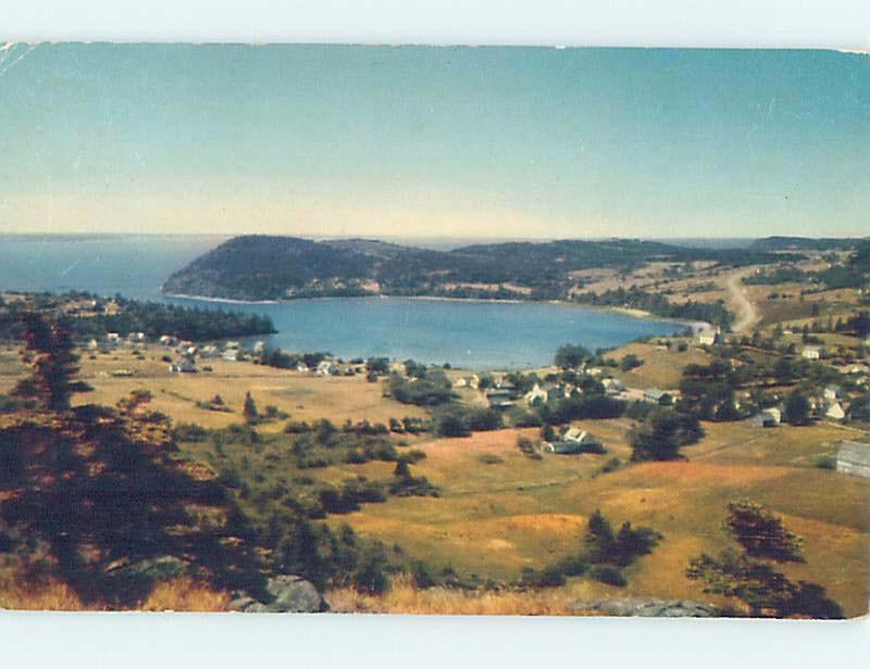 Pre-1980 SANDY COVE Digby Neck Nova Scotia NS F9150