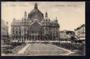 Gare Cantrale,Antwerp,Belgium BIN