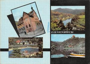 Ziegenrueck Bad Rathaus Saale Jugendherberge Theo Neubauer