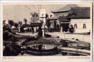 Japanese Garden & Pavilion, Century of Progress 1933