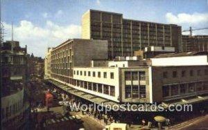 New Street Birmingham UK, England, Great Britain Unused