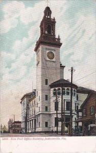 Florida Jacksonville New Post Office Building