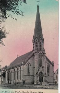 GLENCOE, Minnesota, 00-10s; St. Peter and Paul's Church