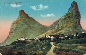 Spain Tenerife Taganana 02.14