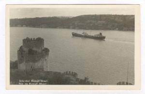 RP  Istanbul Rumell Hisari, Turkey 20-40s