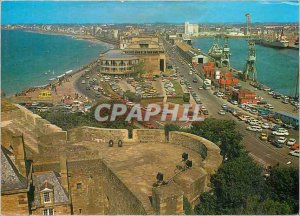 Modern Postcard Saint Malo (I and V) Overview and casino