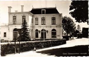 CPA Goor Gemeentehuis voorzijde NETHERLANDS (728715)
