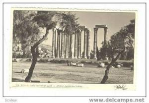 RP Athens Greece, Olympian Temple, 20-30s