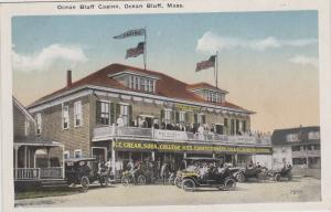 OCEAN BLUFF, Massachusetts, 1900-1910's; Ocean Bluff Casino