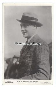 r2135 - Prince of Wales who later became King Edward VIII - postcard