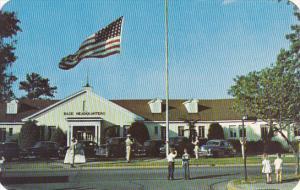 Alabama Montgomery Base Headquarters Maxwell Air Force Base