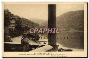 Modern Postcard Port Cros