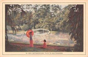 In Den Botanischen Tuin Buitenzorg Indonesia, Republik Indonesia Unused