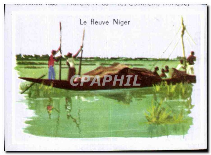 Image The river Niger Africa Africa