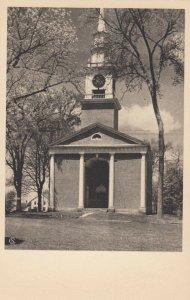 LEBANON , Connecticut, 1930s, Congregational Church
