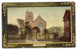 Christ Church (Exterior), Waterloo (Walloon Brabant), Belgium, 1900-1910s