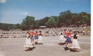 Park Festival , St Helen's Island , Quebec , Canada ,  50-60s
