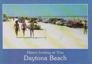 Florida Daytona Beach Here's Looking At You 1987