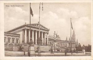 Reichsratsgebaude, Wien, Austria, 1900-1910s