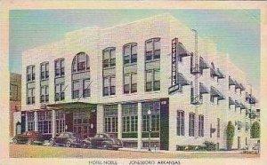 Arkansas Jonesboro Hotel Noble