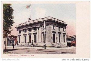 Post Office Janesville Wisconsin