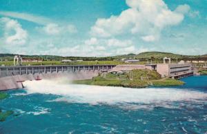 Owen Falls Dam , UGANDA , 50-70s