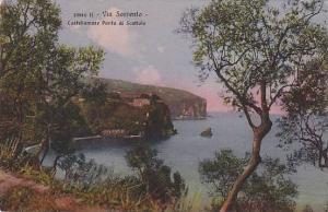 Castellamare Punta Di Scuttolo, Via Sorrento (Naples), Campania, Italy, 1900-...