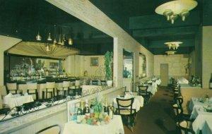 NEW YORK CITY, 1940-50s ; MARINO's Restaurant